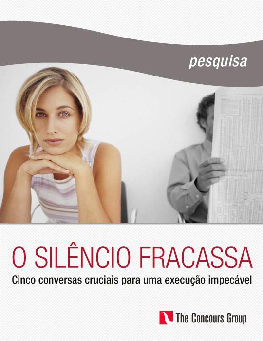 Thumbnail Pesquisa O Silencio Fracassa