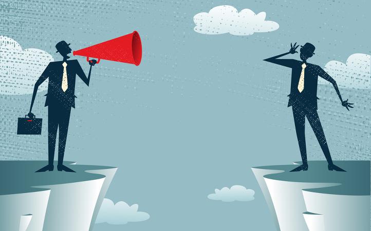 falhas comunicação empresarial