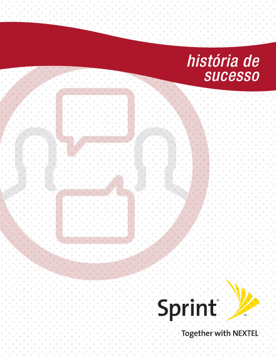 Estudo de Caso Sprint Nextel