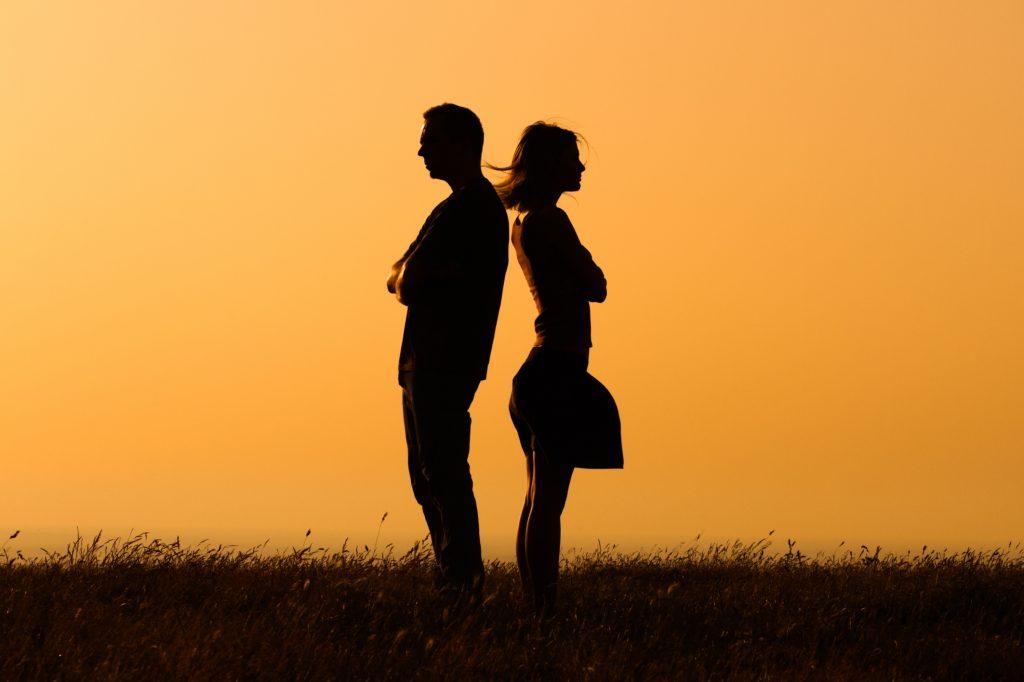 Relacionamento não saudável